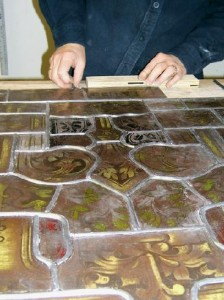 Stained Glass Restoration in Maine