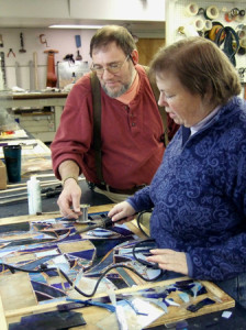 Art Class For Stained Glass in Maine